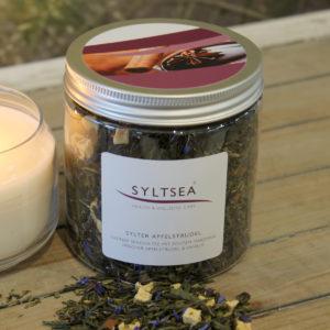syltsea-sylter-apfelstrudel-gruener-tee